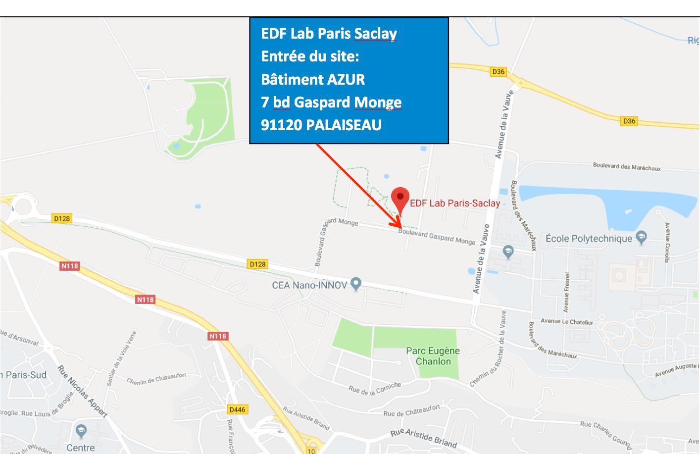Sum 2018 soleil users 39 meeting french national synchrotron facility - Parking porte de saint cloud vinci park ...