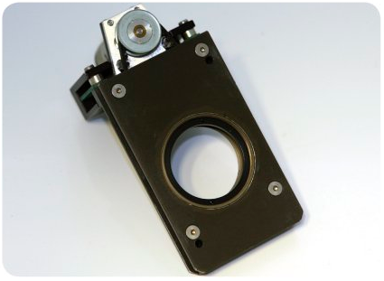 motorized polarizer holder A121