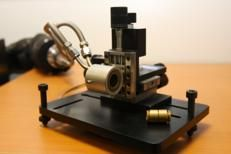 Temperature controlled Liquid cell