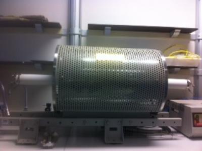 Four tubulaire Carbolite SOLEIL Synchrotron